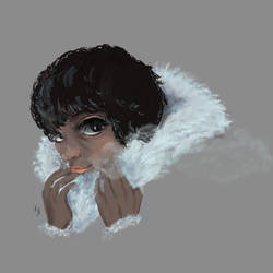 Frozen Breath by Tujion
