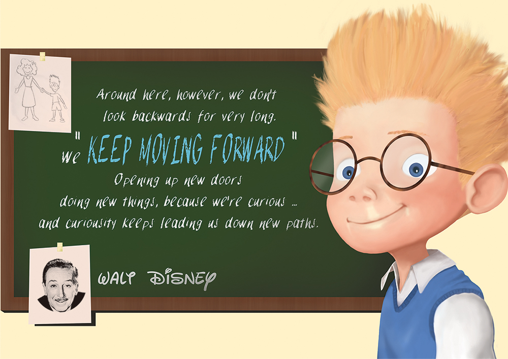 meet the robinsons failure quote