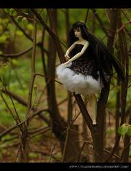 Forest fairy by elledemiurgo