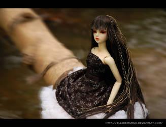 River fairy by elledemiurgo