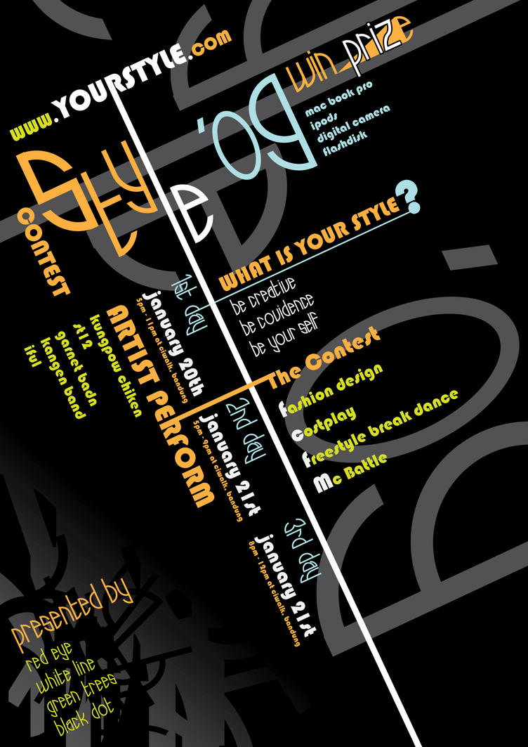 Poster design in indesign - Poster By Indesign By T164nndu