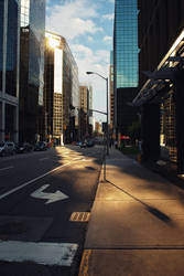Downtown Ottawa by aCreature