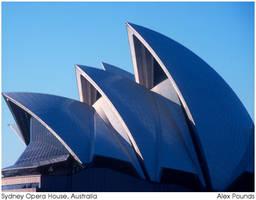 Sydney Opera House, Australia by aCreature