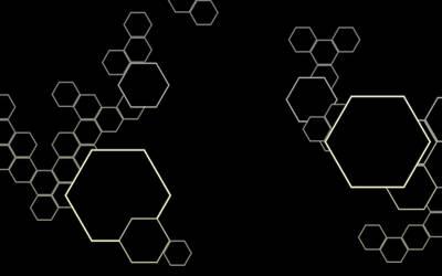 Hexagon Wallpaper by VoidNu