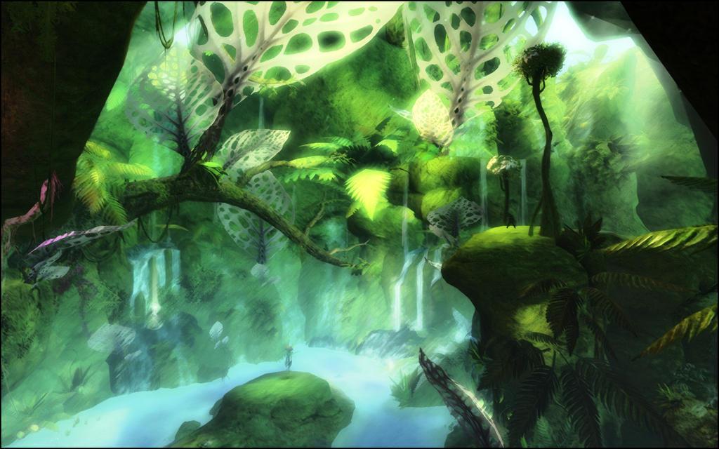 Guild Wars 2 Caledon Forest By Voidnu On Deviantart