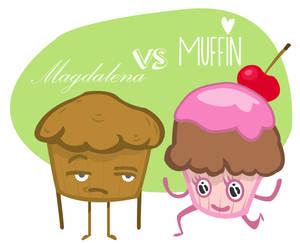 Maagdalena VS muffy