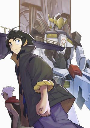 Tekketsu Orphans by Sen-jou