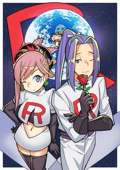 Musashi and Kojiro