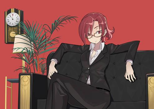 Touko-san
