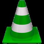 VLC green