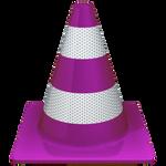 VLC purple