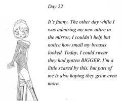 Princess's Diary 14 by Escafa