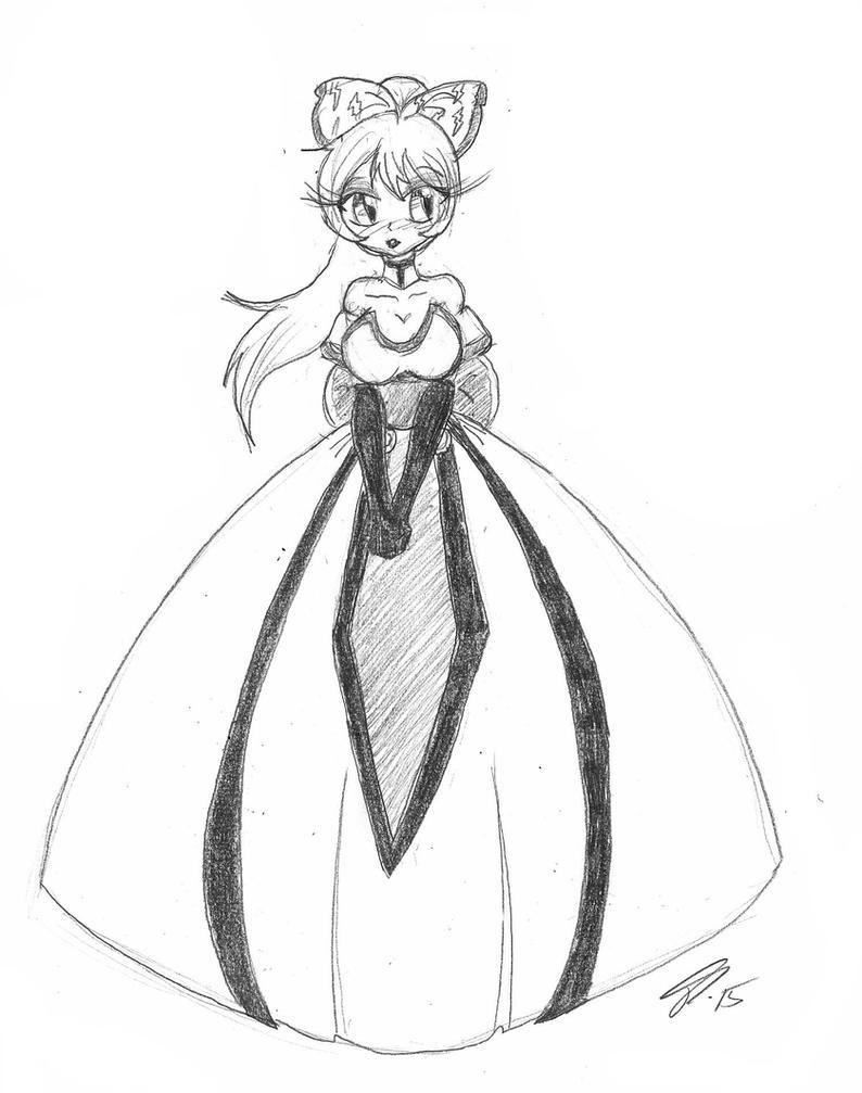 Lady Ky by spawnfan