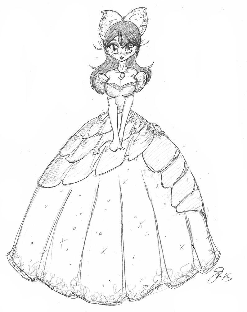 Lady Plengski by spawnfan