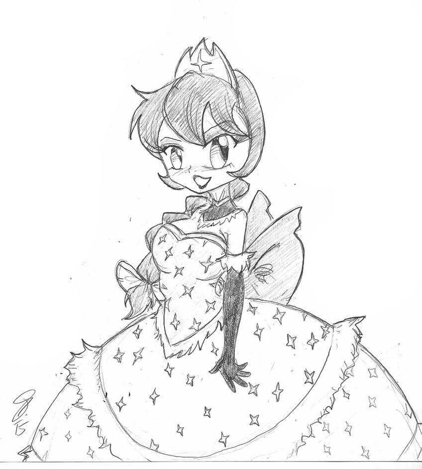 Winter Princess by spawnfan