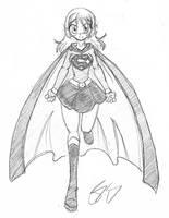 FCBD Supergirl by Escafa