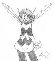 FCBD Wasp by Escafa