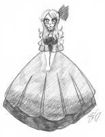 Lady YCH HP by Escafa