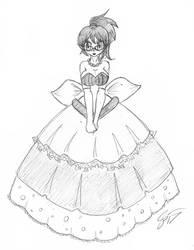 Lady Michiko by Escafa