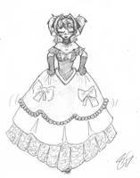 Riko and the Magic Dress by Escafa