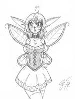 She's Magic by Escafa