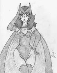 Scarlet Witch by Escafa