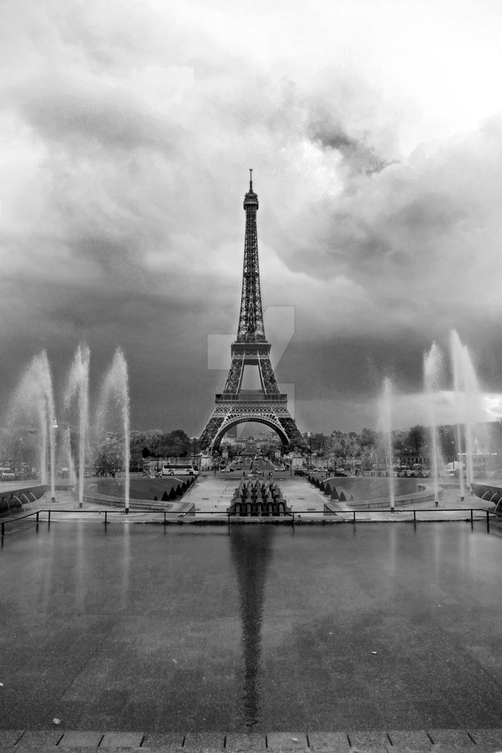 aifel tower iii by ngl-adorah