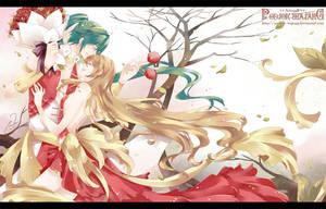 CR: Be My Valentine by Podjok-Wajang