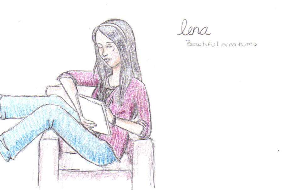 Lena by AnonXyXMous