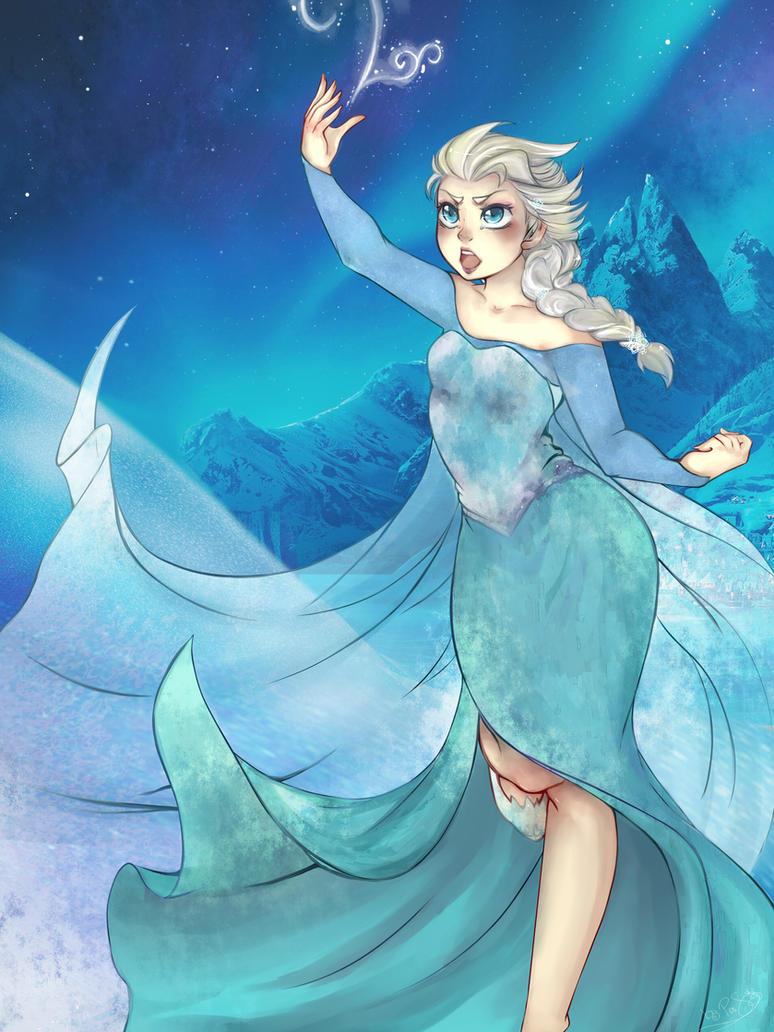 Let it go : Frozen by Prodigymysoul