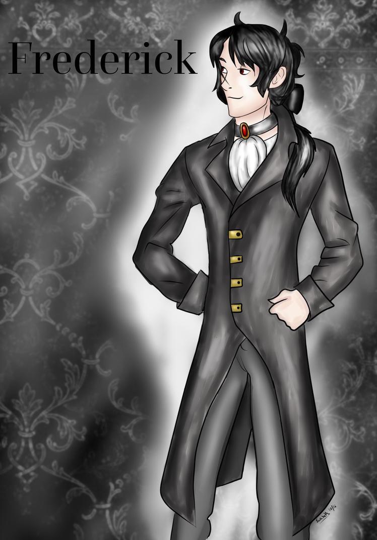 Frederick by DrawingHedgehog53