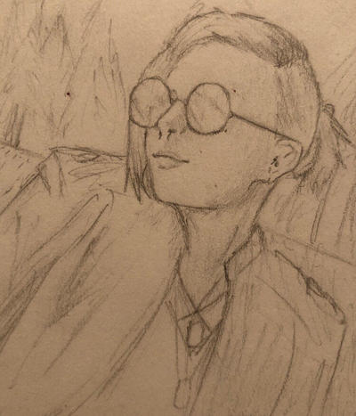 My Queen  by DrawingHedgehog53