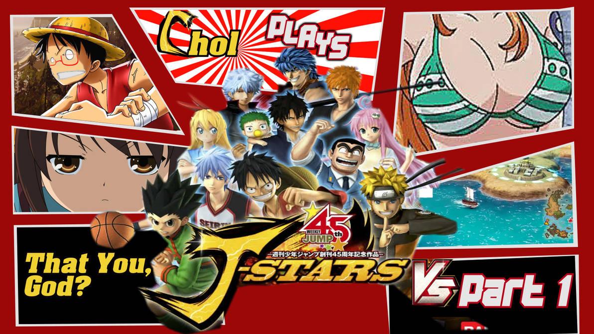 Chol Plays J-Stars Victory VS title card (Part1) by