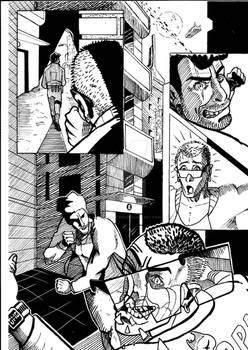 Random Comicbook full page