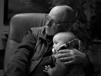 Grandfather by svartek
