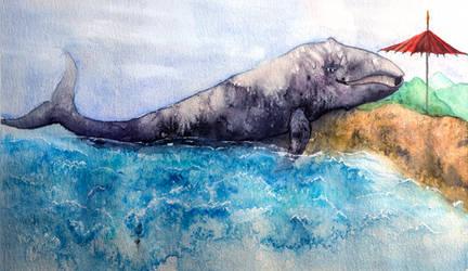 Whale by svartek