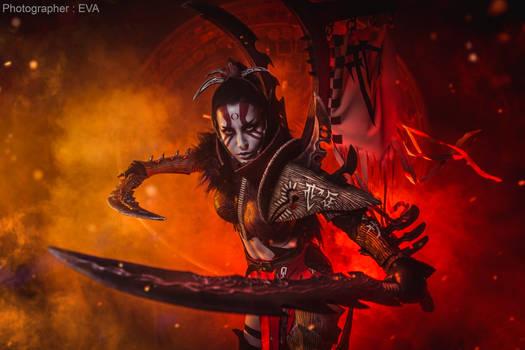Warhammer 40k - Drukhari - Wych Cult