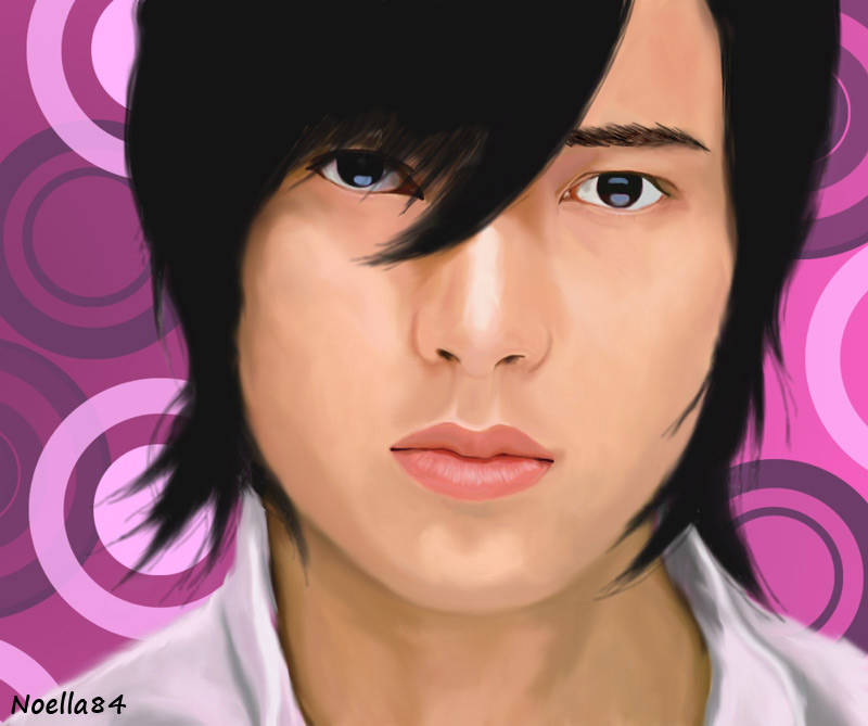 YamaPi Portrait by Noella84