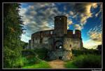 Forgotten Castle III by adamsik
