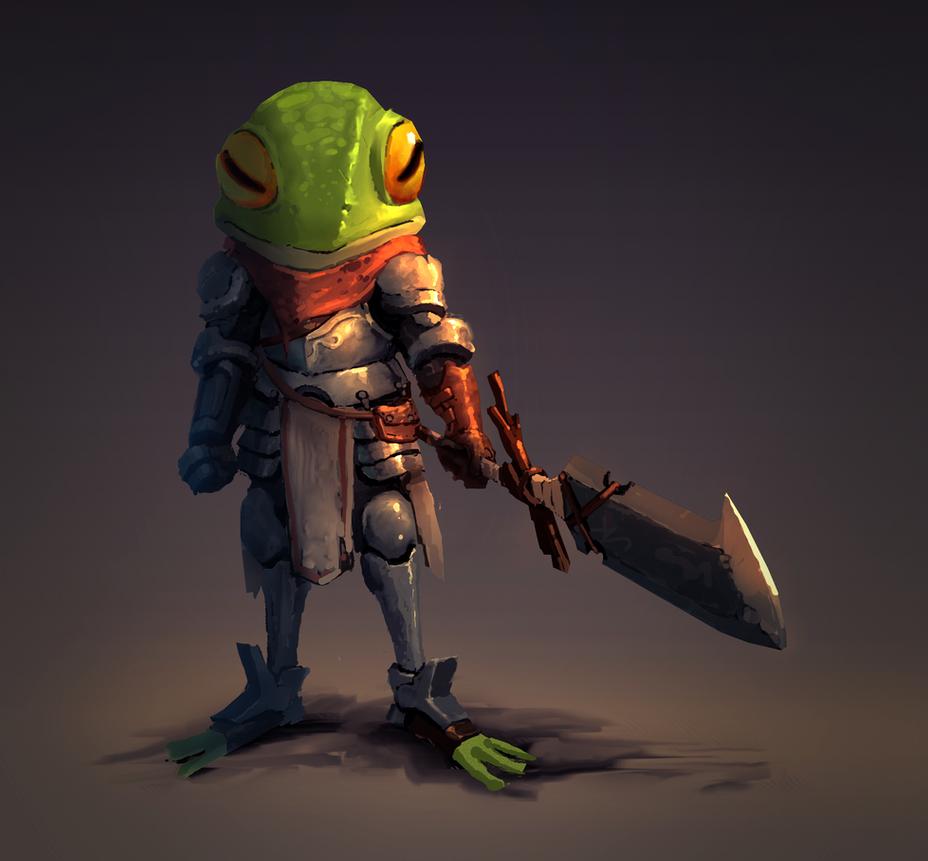 Soldado Rana by darioid