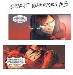 Spirit warriors #5