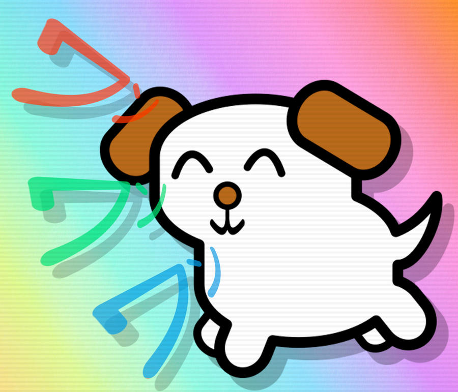 wan-wan-wan, cute dog design by sengoku24