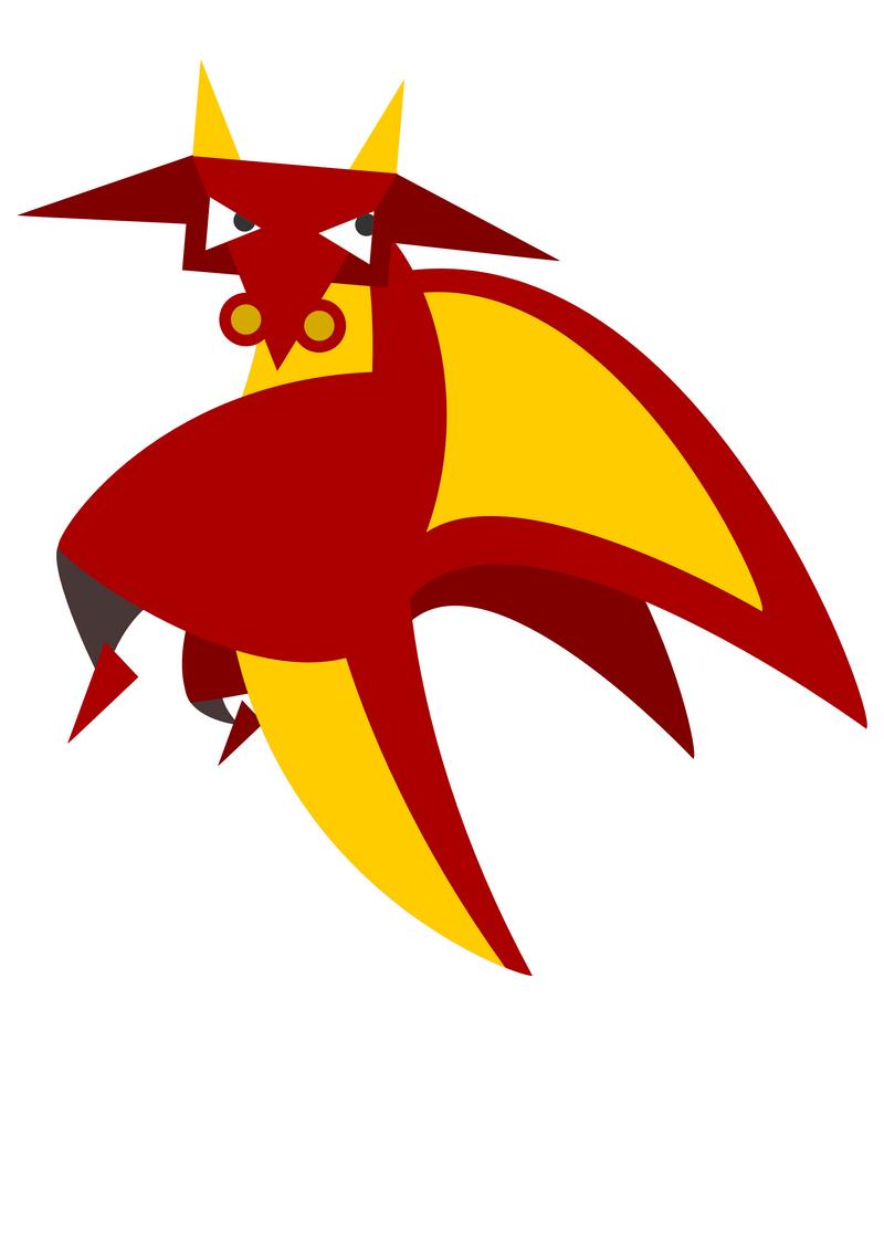 Dragon by sengoku24