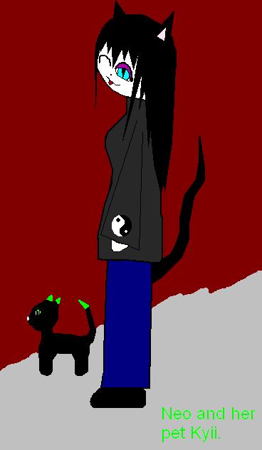 neo_and_her_pet_by_dannyphantomfreak2-d3