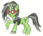 Dr. professor pony