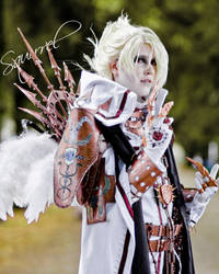 Trinity Blood - Cain Nightroad by Andy-K