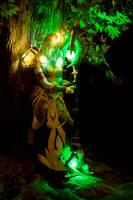 WoW - Nightelf Druid 2 by Andy-K