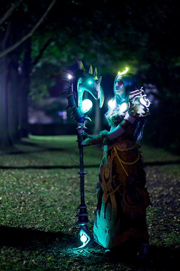 world of warcraft night elf. WoW - Nightelf Druid 3 by