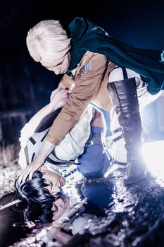 Shingeki No Kyojin - A Choice With No Regrets