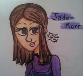 Jaden Korr portrait